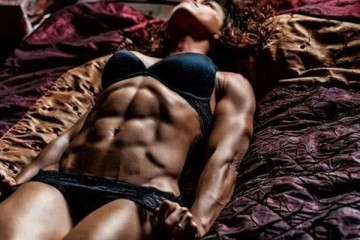Ab-Workouts-for-Women-at-Home