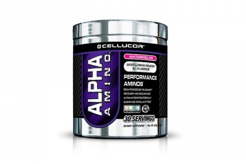 alpha amino review