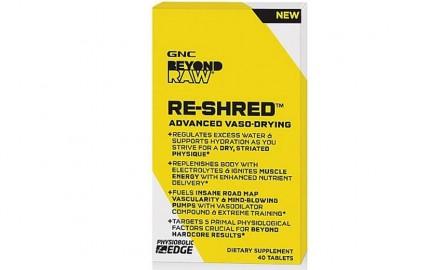 GNC Beyond RAW RE-SHRED Reviews