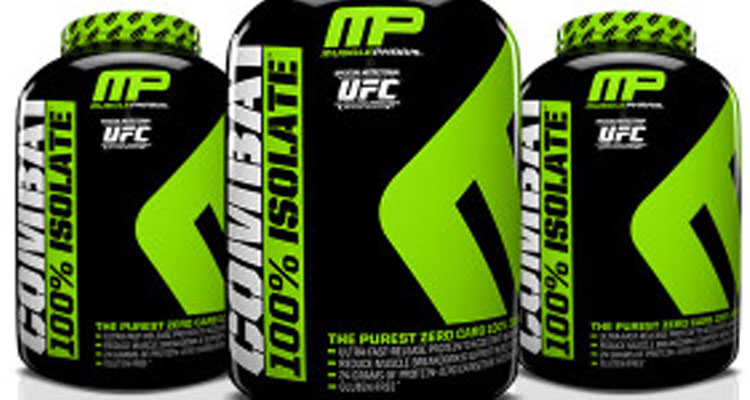 Musclepharm isolate