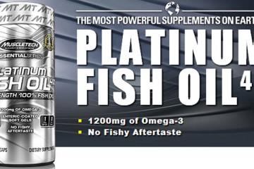 Platinum-Fish-Oil-4x-MuscleTech-Essential-Series-Reviews