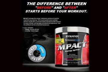 Dymatize-Nutrition-MPACT Reviews