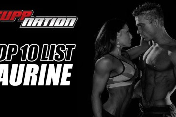Top-10-Taurine-Supplements