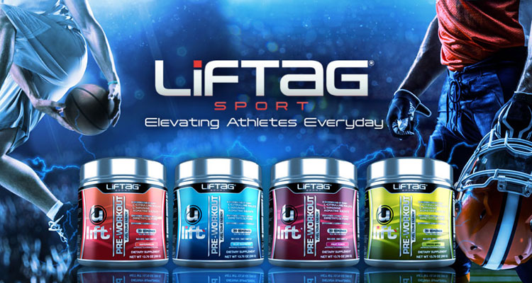Liftag pre workout ingredients