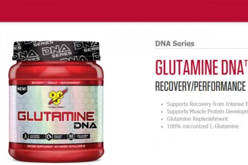 BSN-Glutamine-DNA-Series