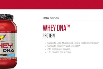 BSN-Whey-DNA-Series