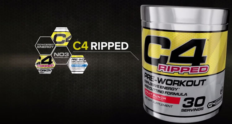 Cellucor-C4-Ripped-G4-Series
