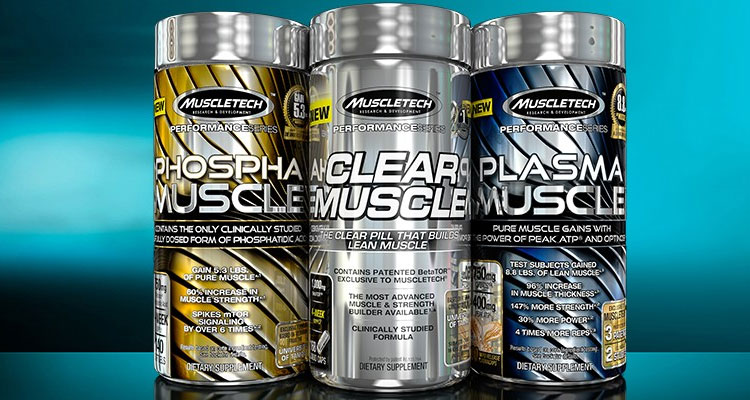 Hardcore muscle building stack