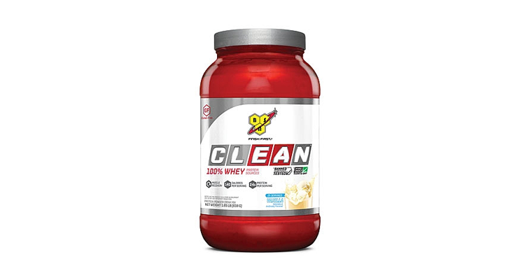 BSN Clean 100 Whey Reviews