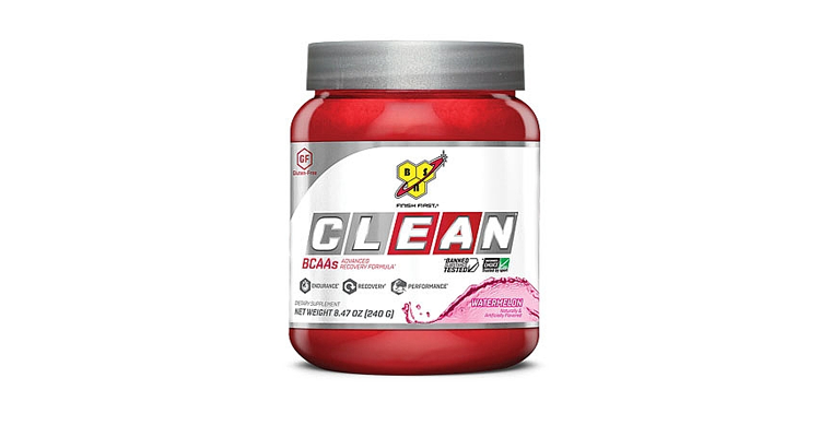 BSN Clean BCAAs Reviews