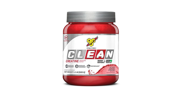 BSN Clean Creatine Reviews