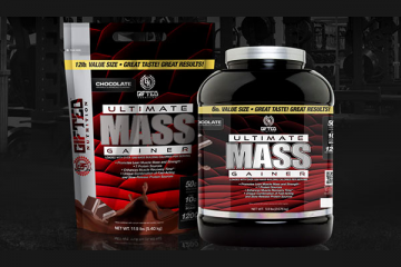 Gifted Nutrition Ultimate Mass Gainer Reviews