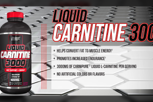 Nutrex Liquid Carnitine 3000 Reviews